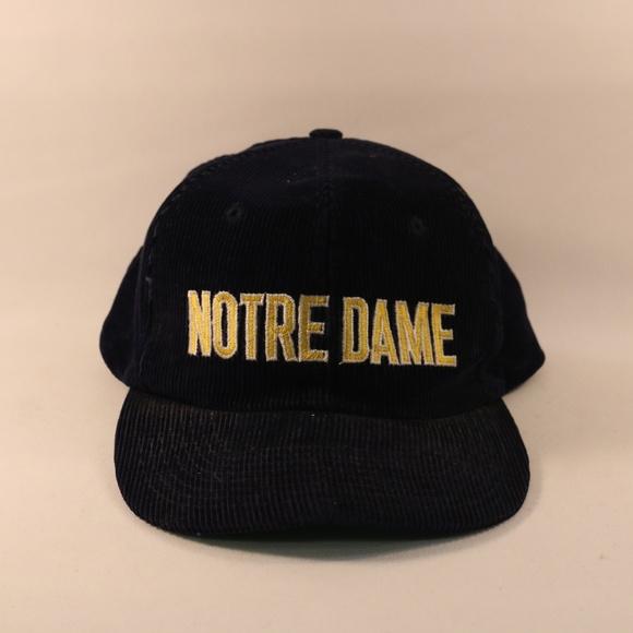 469e2cf3 ... amazon vintage notre dame hat snapback 9dbc9 07a84